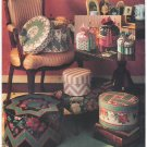Vintage Pattern Vogue 8266 Gifts Boxes to Make Designer by Marjorie Balyard 90s UNCUT