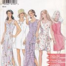 Vintage Pattern New Look 6395 Dresses 90s Size 8-16 B30-1/2 - 38 UNCUT