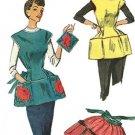 Vintage Gobbler and Half Apron 50s on PDF No 15 Size L-XL