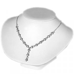 Cr Cats Eye Necklace