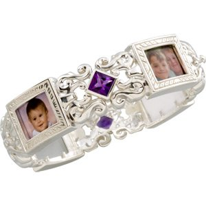 "Lady's ""Braglet"" Bracelet in Sterling Silver (Style-2)"
