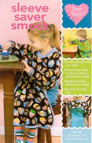 Sew Baby, Inc.'s Sleeve Saver Smock Pattern