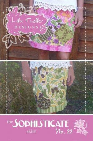 Lila Tueller Designs The Sophisticate Skirt Pattern