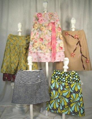 Serendipity Studio The Bella Skirt Pattern