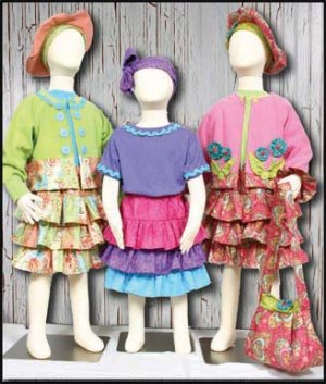 Whistlepig Creek Productions Flirty Skirty Pattern