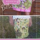 The Sophisticate Skirt by Lila Tueller Designs