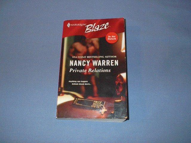Private Relations by Nancy Warren #209