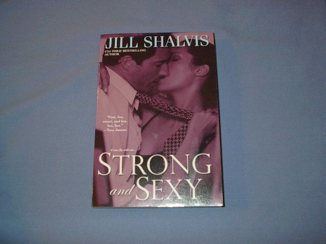 Strong and Sexy by Jill Shalvis