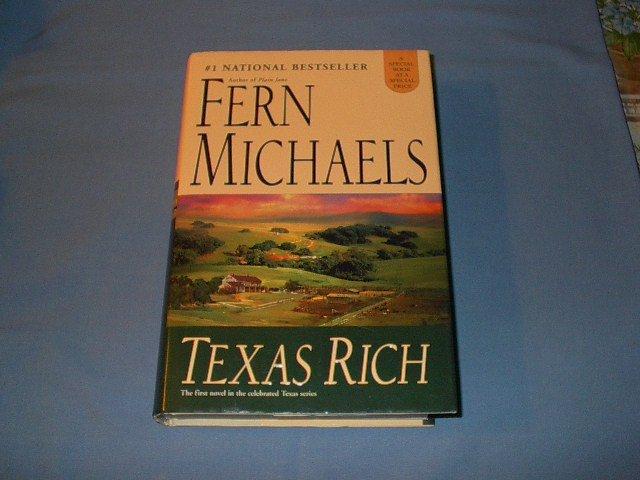 Texas Rich by Fern Michaels