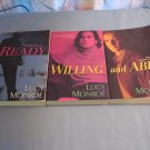 Ready, Willing and Able by Lucy Monroe 3bks