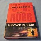 Survivor In Death by J.D. Robb hdcvr
