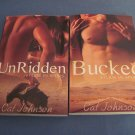 Unridden & Bucked by Cat Johnson 2bks