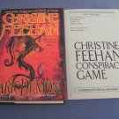 Dark Demon & Conspircy Game  by Christine Feehan