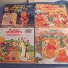 Winnie the Pooh 4 bks