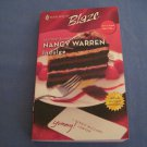 Indulge by Nancy Warren #275 Sep06 Harlequin Blaze