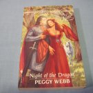 Night of the Dragon by Peggy Webb (Loveswept #892)