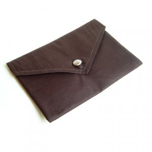 Silk Invitation Pouches
