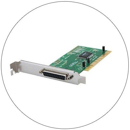 Advansys ASB3902 PCI Parallel Port Card.
