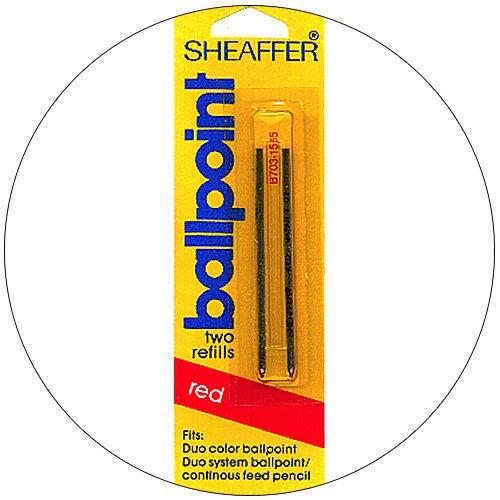 Sheaffer Ballpoint Pen Refill - Fine Red