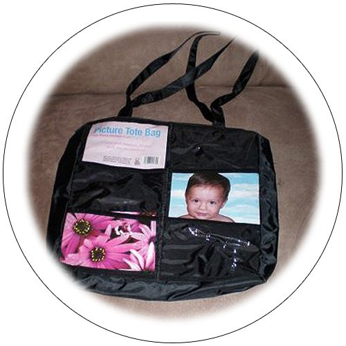 Picture Tote Bag - Carry Your Precious Photos With You Everywhere!