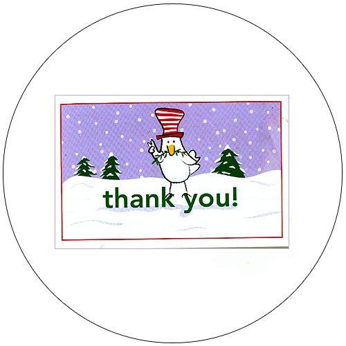 Greeting Thank You Postcards - 12 Ct. - No. MGC205CC - mjZOOM