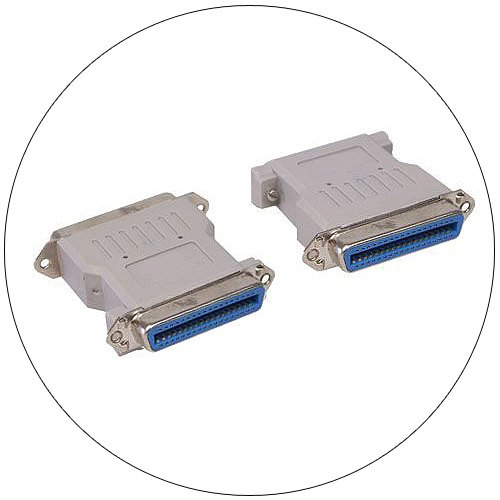 Gender Changer - Centronics 36 Pin Female to Centronics 36 Pin Female