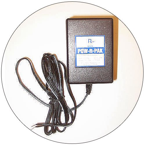AC Power Supply Adaptor for Hunter SRC600 & SRC900 Controllers No. WT57-2600750AU (Refurbished)