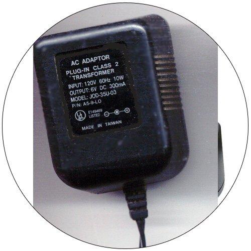 AC Adapter Plug-In  P/N A5-9-LO - Model: JOD-35U-03 - (Refurbished - Good)