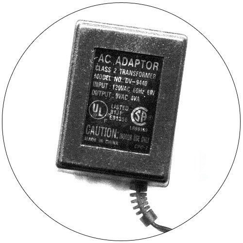 AC/DC Adapter Power Supply - Model: DV-9440 - (Refurbished - Good).
