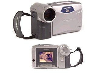Sharp Camcorder - VL-AH151  - (Preowned - Good)