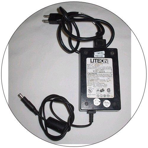 AC Adapter - Liteon PA-1500-1 Z - 15VDC 2.67A 100/240VAC