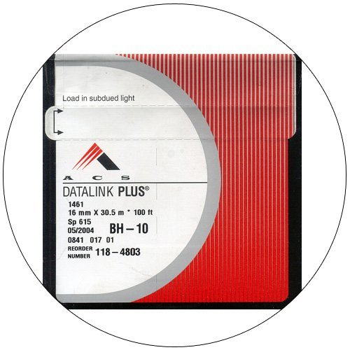 16mm Film ACS DataLink Plus 1461 Reorder No. 118-4803 - Bulk Lot 7 Qty / $349.93 Retail Value