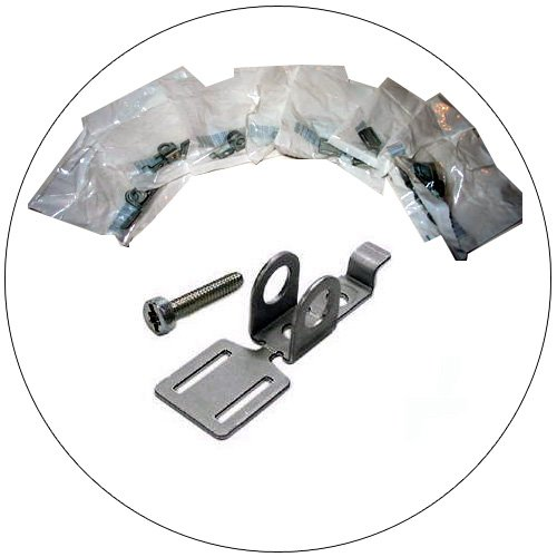 Compaq Security Lock Bracket - Bulk Lot Clearance - 8 Qty / $213.20 Retail Value