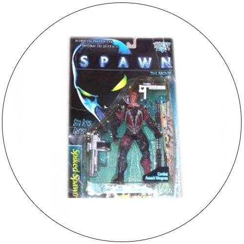 Spawn the Movie: Spiked Ultra Action Figure (New In Stock)