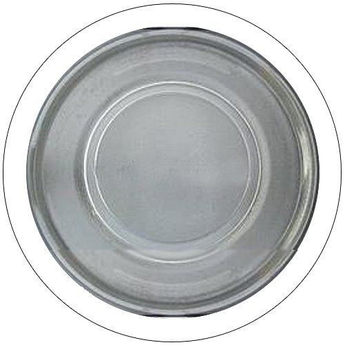 """Frigidaire Microwave Glass Cooking Tray - 16"""" Dia. - Part No. 5304440868 - (Refurbished - Like New)"""