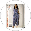 McCall's No. 5508 Sewing Pattern - Misses' Jumpsuit and Blouse - Size 6-8-10