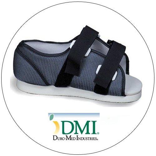 Duro-Med - Post-Op Shoe - Men - Blue - Men's Small - Shoe Size: 7-9 - No. 6045MS