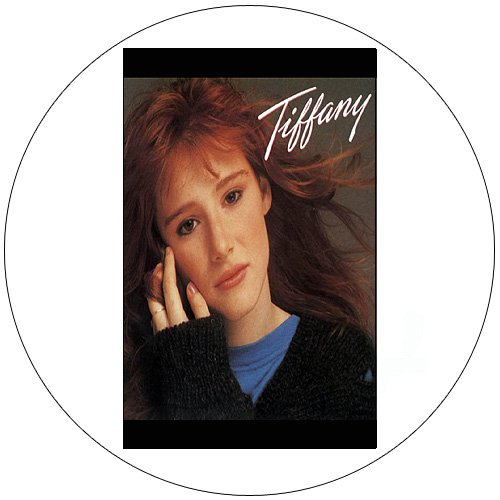 Music Cassette Tape - Self Titled - Tiffany - 1990. (New In Wrap)