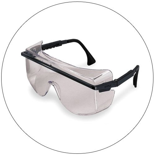 UVEX Safety Glasses, Uvextreme(R) Antifog, Polycarbonate Honeywell No. S2500C (New In Stock)
