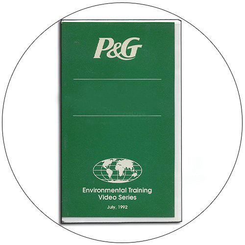 """""""Environmental Quality Policy & Implementation"""" Training Video P & G (Preowned - Like New)"""