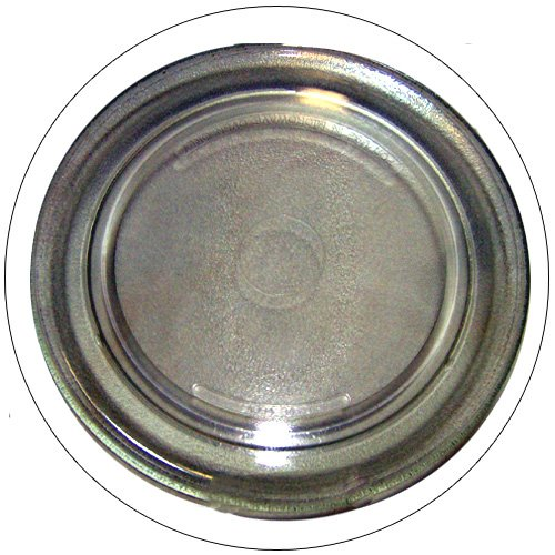 """Sharp Microwave Glass Cooking Tray - 11 1/2"""" Dia. - Part No. A094WRE0 (Refurbished - Like New)"""