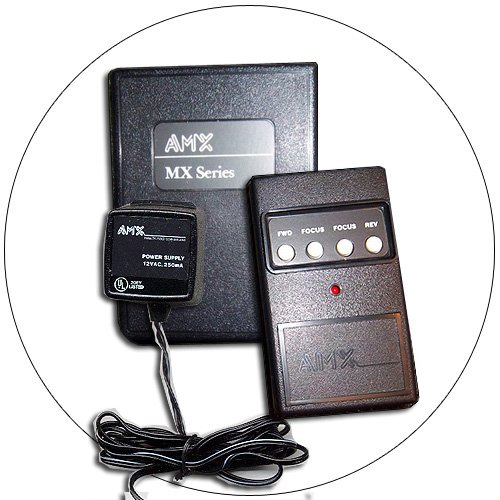 AMX Wireless 35mm Slide Projector Controller MX Series No. MX40R / MX40T (Refurbished - Like New)