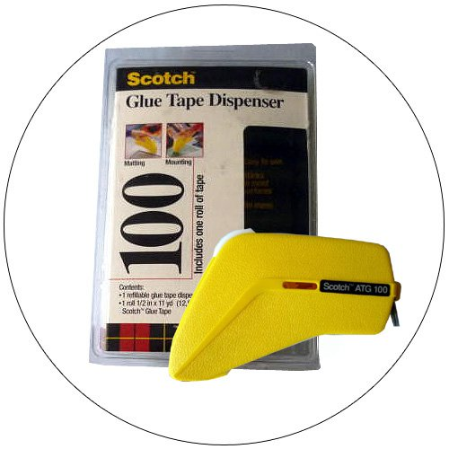 3M Scotch Adhesive Transfer Gun  - No. ATG 100 (New In Stock)