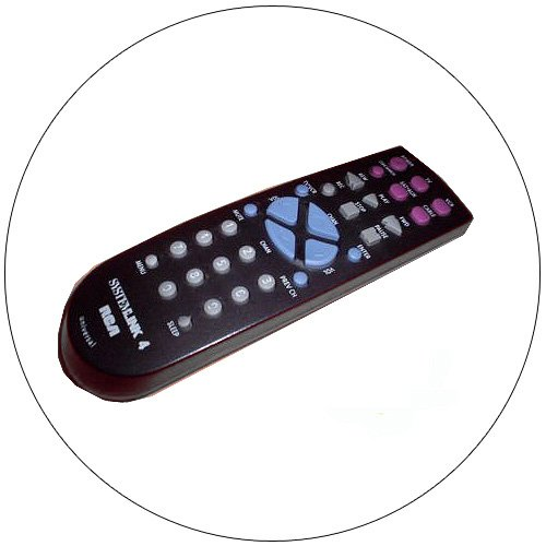 RCA Remote Control - SystemLink 4 No. RCU1400C (Refurbished)