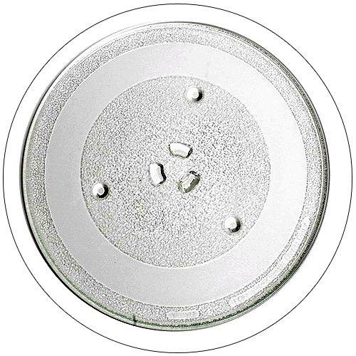 "Amana / Maytag Microwave Glass Tray 11 1/4"" No. 56001082 (Refurbished - Like New)"