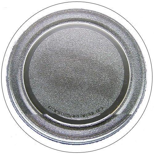 """Sharp Microwave Glass Tray 12 3/4"""" Dia. No. NTNT-A007WRE0, NTNT-A007WRH0 (Refurbished - Like New)"""