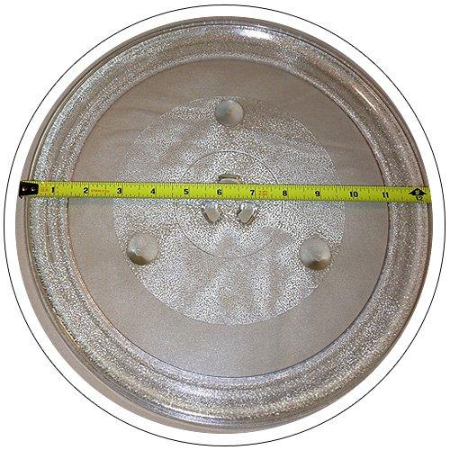 "Microwave Cook Tray - 12 3/8"" Dia. 10"" Track - (Refurbished - Like New)"