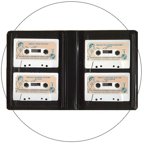 Audio Cassette Set - Kenneth Copeland No: ABS-43-1 / ABS-43-2 / ABS-43-3 / ABS-43-4 (New In Stock)