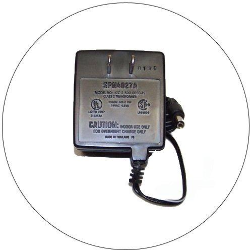 AC Power Supply Adapter No. ICC-2-500-0050-15 (Refurbished)