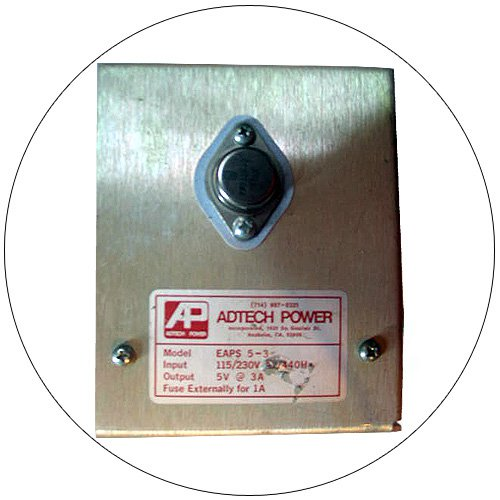 Adtech Power No. EAPS-5 Power Supply (New In Stock)